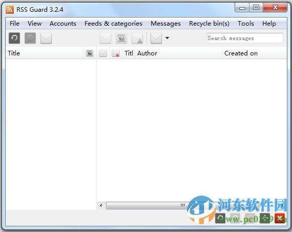 RSS Guard 阅读器 3.5.5 官方正式版