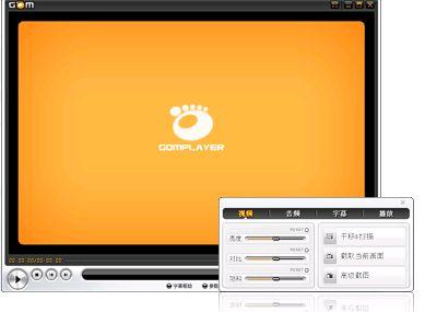 GOM Player 2.3.44.5306 多语中文版