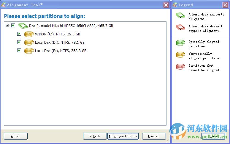 paragon alignment tool汉化版下载 64位 4.0 破解版