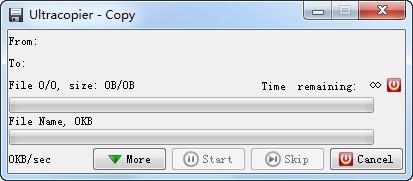 文件快速复制工具(Ultracopier) 2.0.3.11 绿色版