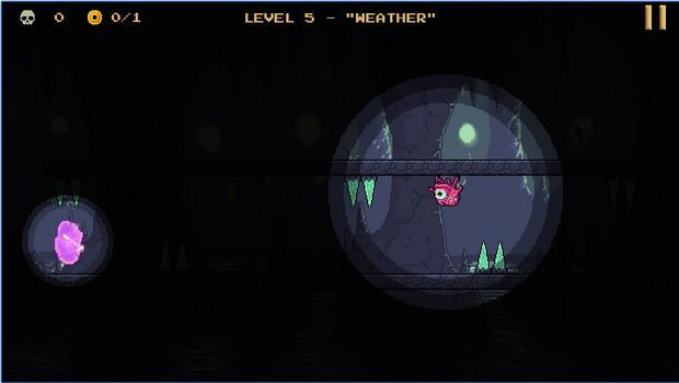 怪物逃跑截图3