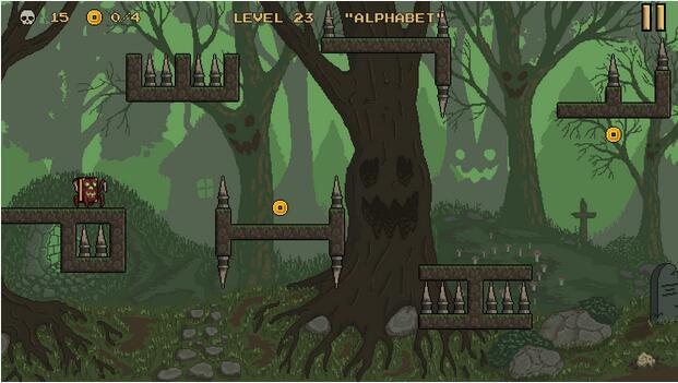 怪物逃跑截图4