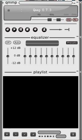 Qmmp (音乐播放器) 1.3.1 多语言绿色版