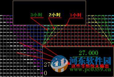 斯维尔日照分析软件 清华斯维尔日照分析(SUN图纸下水器图片