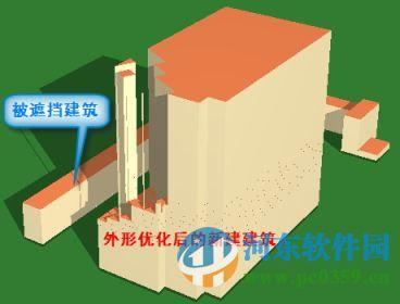 斯维尔日照分析软件 清华斯维尔日照v航线(SUN碧蓝航线图纸的图片
