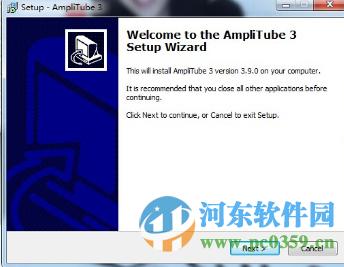 吉他效果器软件(Amplitube) 3.0.1 pc版