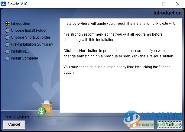 FlowJo 10(流式细胞分析软件) 10.2 64位/32位官方版