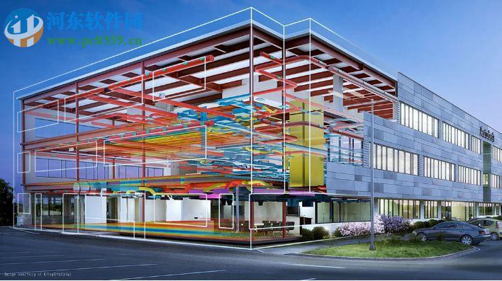 建筑信息模型设计软件