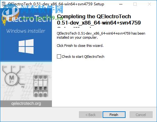 电气原理图设计软件(QElectroTech) 0.7 免费版