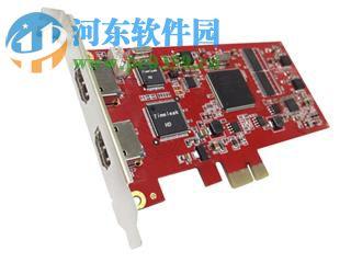 时立HD82A视频采集卡驱动下载 2.01 官方版