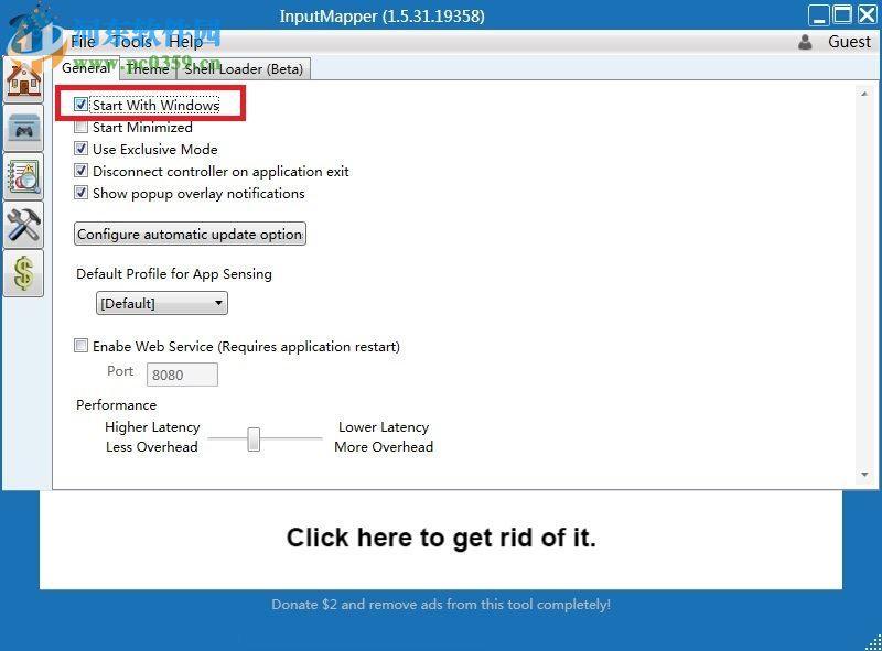 inputmapper(PS4手柄驱动) 附设置教程 1.5.31 最新绿化版