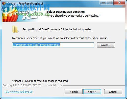 FreeFotoWorks(图像编辑) 19.0.4 免费版