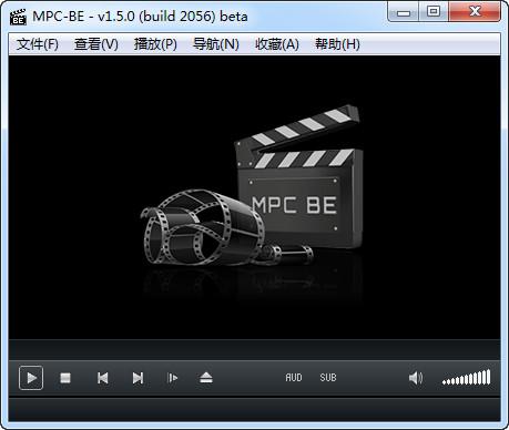 mpc-be播放器 1.5.2.3476 绿色中文版