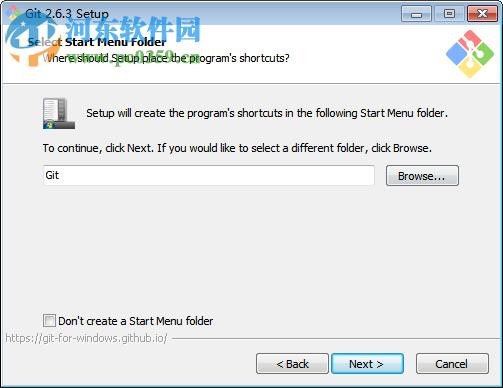 MsysGit 32位/64位下载(Git for Windows) 2.11.0.0 官方版