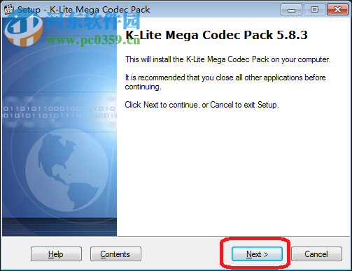 K-Lite Mega Codec Pack(万能解码器) 14.5.8 官方版
