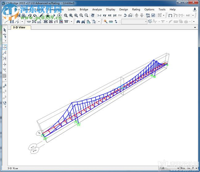 拱形结构受力分析