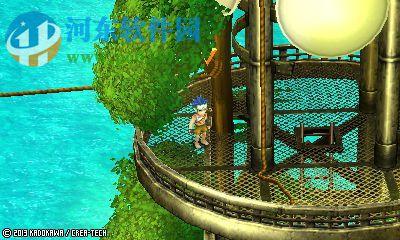 《3DS重装机兵4:月光歌姬》 汉化版