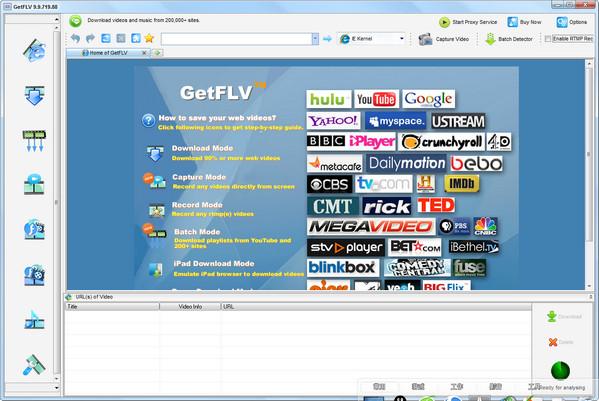 GetFLV Pro(flv视频下载转换软件) 9.5188.126 免费版