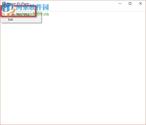 FLV视频播放器(Nasser Flv Player) 1.0 官方版