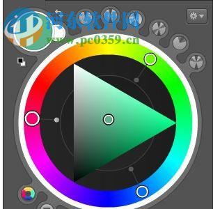 coolorus cc2017下载 coolorus cc2017 色环插件 绿色破解版 绿色版 河