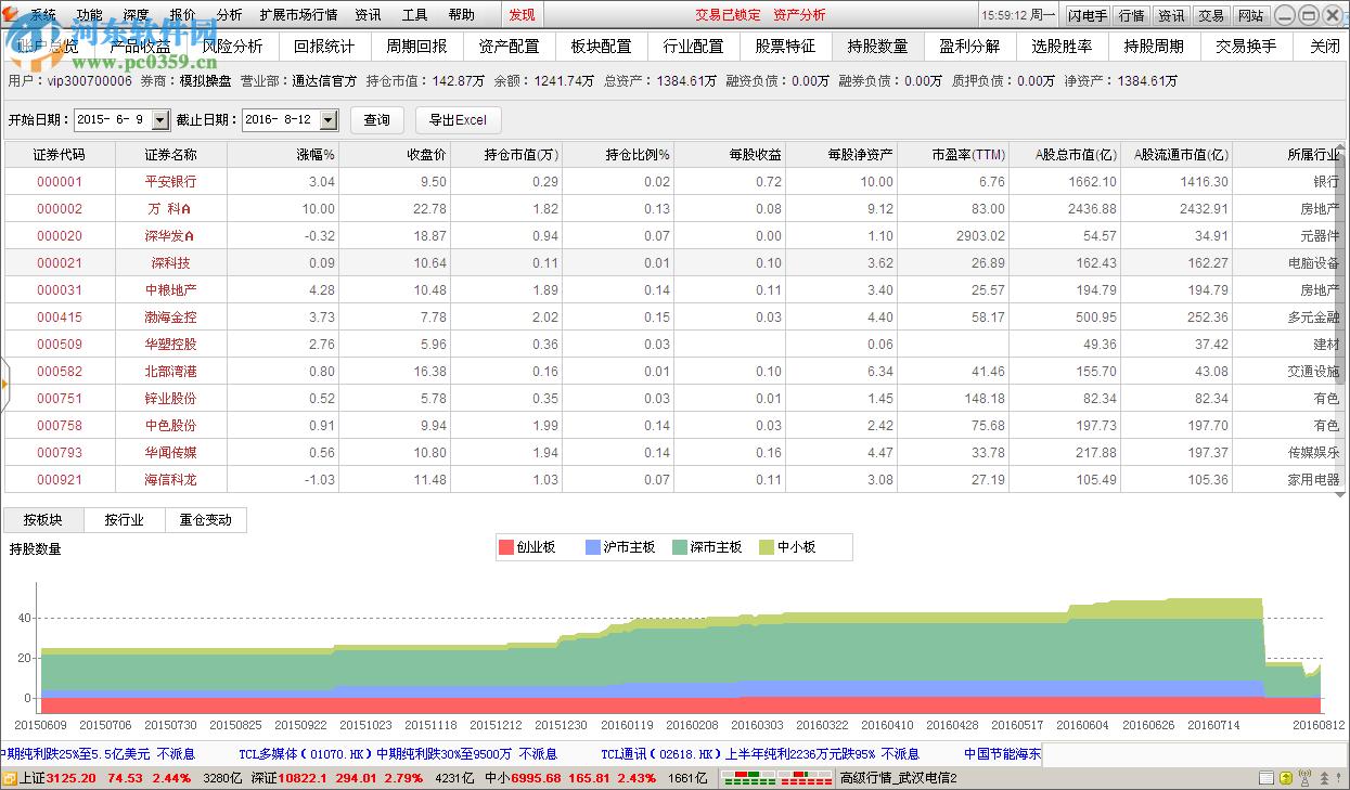 通达信金融终端超赢版 7.47 官方版