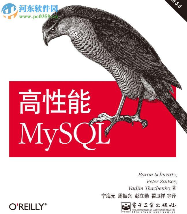 高性能mysql第4版pdf 中文版