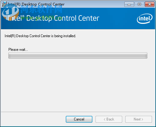 intel desktop control center 5.5.1.84 安装版