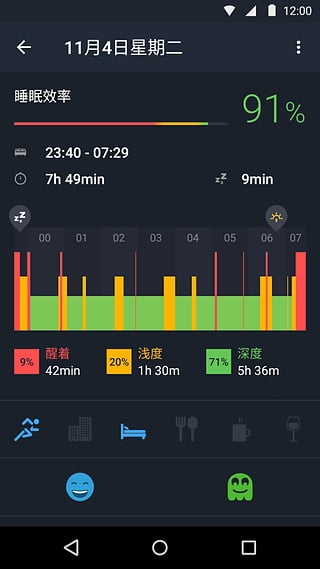 追踪睡眠app(2)