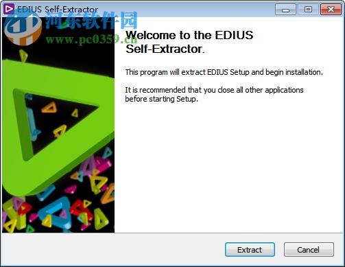 Edius7.5中文破解版下载【附安装教程】 免费版