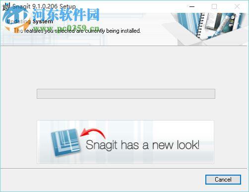 SnagIt(截图工具) 9.1.0 汉化特别版