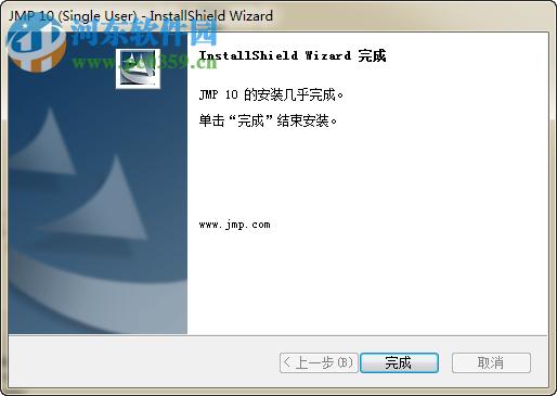jmp10中文版下载(统计学软件) 免费版