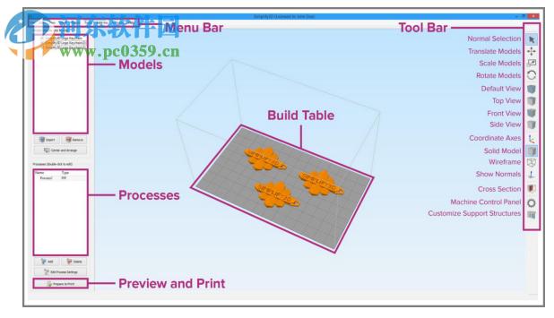 3d打开下载软件(Simplify3D)中文版打印附切片笔记本i7汉化CAD一般要时间多少图片
