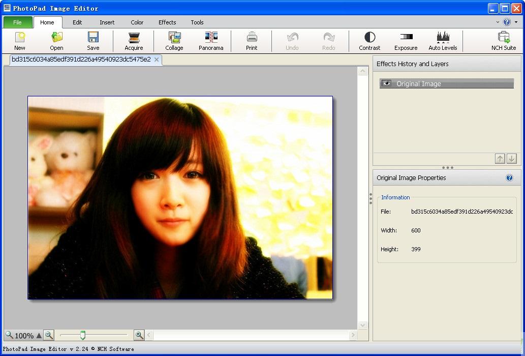 PhotoPad Image Editor(Windows图像编辑器) 4.11 免费版