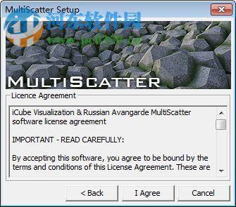 MultiScatter(3dsMax大型场景渲染插件) 2014 免费版