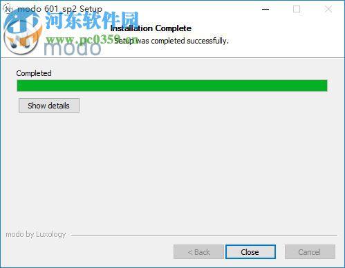 modo601汉化版下载(支持32/64位) 绿色中文版