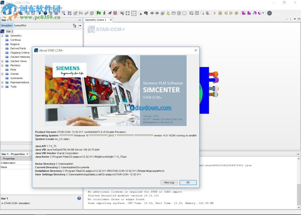 Siemens Star CCM+ 12.02.011-R8下载 最新免费版