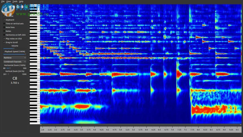 emScore下载 Anthem Score 音频转换为乐谱软件 2.61 免费版 河东下