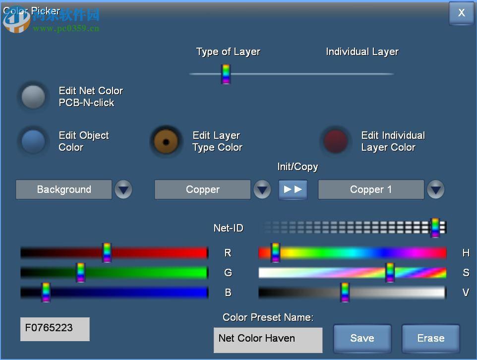 3d模拟电路图软件(zofzpcb)0.1 正式版
