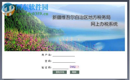 新疆地税网上申报应用平台 1.0 绿色版