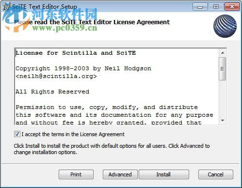 scite编辑器下载 4.1.3 官方最新版