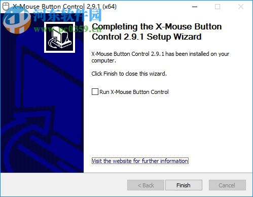 x mouse button 2.9.1 官网安装版