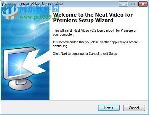 Premiere Pro CC 降噪插件(Neat Video) 3.5 汉化版