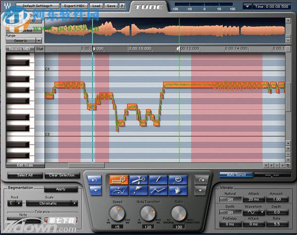 Waves Tune插件下载