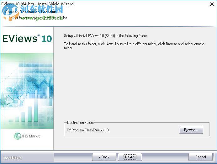 IHS EViews 10.0下载(附安装教程) 免费版