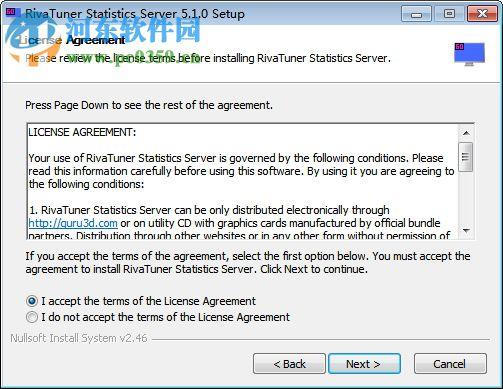 rivatuner statistics server 7.0 汉化版