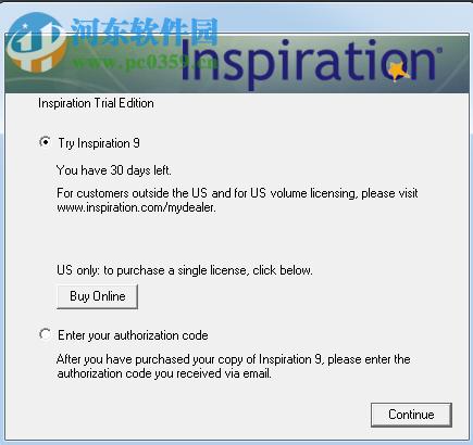 inspiration 思维导图工具 9.3 特别版