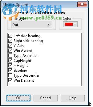 fontcreator10(文字设计软件) 10 汉化版