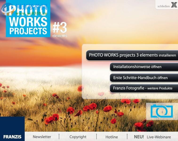 Franzis PHOTO WORKS 破解版 3.34 32/64位 免费版