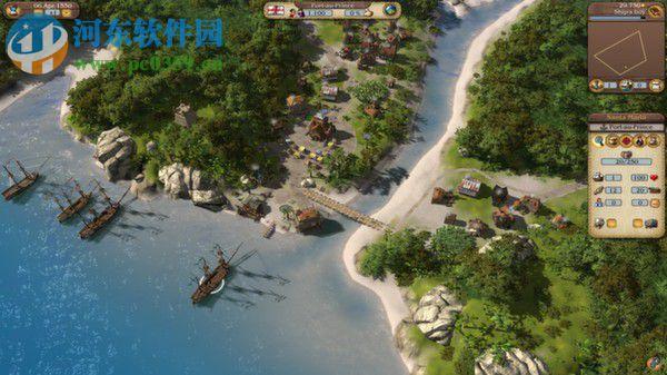 海商王3(Port Royale 3) 简体中文免安装版