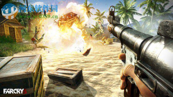 孤岛惊魂3(far cry 3)中文版